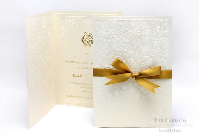 Weddings the card co experts in bespoke couture handcrafted cards gallery image 5 stopboris Choice Image